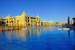 Nieuw hotel in Egypte - Titanic Royal Resort - Zwembad