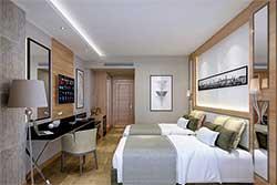 Nieuw hotel in Turkije - Adinbeys Queen's Palace Hotel & Spa - Hotelkamer