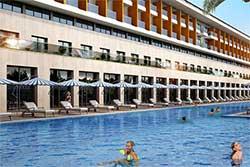 Nieuw hotel in Turkije - Adinbeys Queen's Palace Hotel & Spa - Zwembad