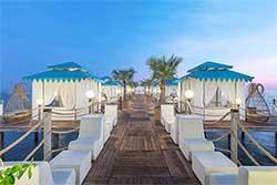 Nieuw hotel in Turkije - Granada Luxury Beach - Pier