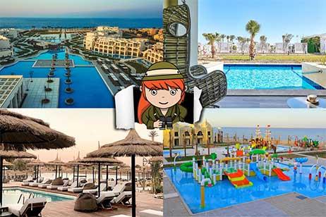 Overzicht nieuwe hotels in Egypte