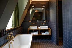 The Duke Boutique Hotel Den Bosch - Badkamer