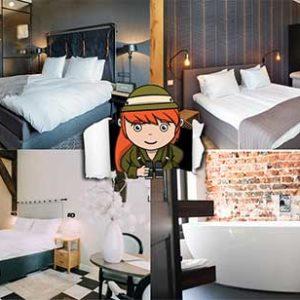 Overzicht: de mooiste boutique hotels in Den Bosch