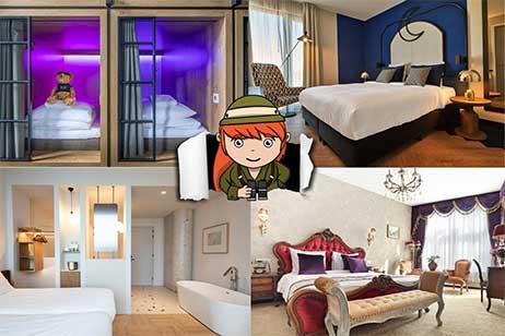 Overzicht nieuwe hotels in Nederland