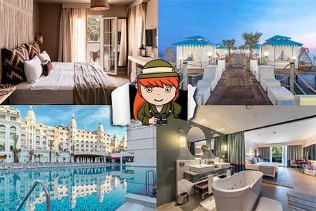 Overzicht nieuwe hotels in Turkije