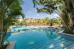 All Inclusive Curacao - Acoya resort, Villa's & Spa - Zwembad