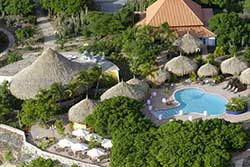 All Inclusive Curacao - Kura Hulanda Lodge & Beach Club - Zwembad