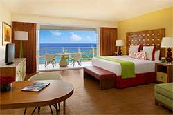 All Inclusive Curacao - Sunscape Curacao Resort, Spa & Casino - Hotelkamer