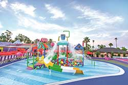 IC Hotels Santai Family Resort - Kinderbad