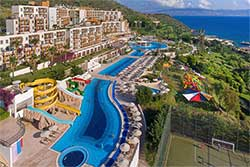 Kefaluka Resort in Turgutreis - Zwembad