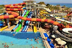 Long Beach Resort & Spa in Alanya - Aquapark