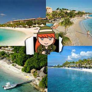 Overzicht all inclusive resorts Curaçao
