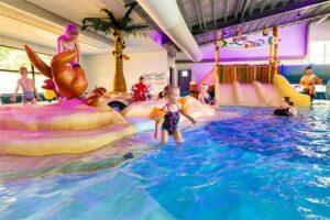 Camping met binnenzwembad - Kinderbad - Camping Beerze Bulten in Beerze