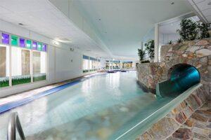 Camping met binnenzwembad - Binnenzwembad - Camping Dierenbos in Vinkel