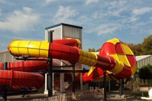 Camping met binnenzwembad - Camping Ackersate in Voorthuizen