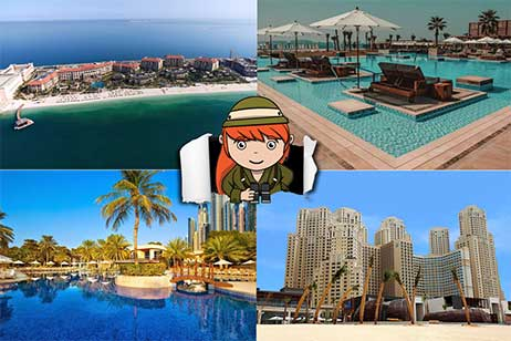 Overzicht All Inclusive Dubai