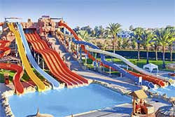 Aquapark Egypte - Aquablu Resort Sharm el Sheikh