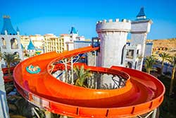 Aquapark Egypte - Fun City Makadi Bay