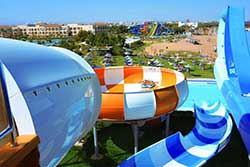 Aquapark Egypte - Jaz Aquamarine Resort Hurghada