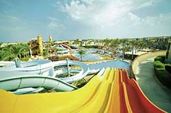 Aquapark Egypte - Sea Beach Resort & Aquapark