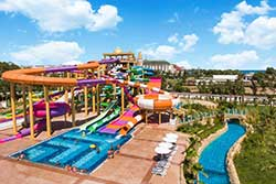 Aquapark Turkije - Delphin Be Grand Resort in Lara