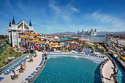 Aquapark Turkije - Granada Luxury Hotel in Belek