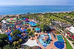 Aquapark Turkije - IC Hotels Green Palace in Kundu