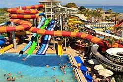 Aquapark Turkije - Long Beach Resort & Spa in Alanya