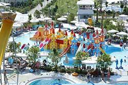 Aquapark Turkije - Sueno Deluxe Hotel in Belek