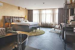Boutique Hotel Maastricht - Hotel Britannique - hotelkamer