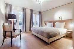 Boutique Hotel Maastricht - Boutique Hotel Maison Haas - Hotelkamer