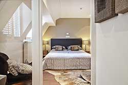 Boutique hotel Maastricht - Bouteaque Hotel - Hotelkamer