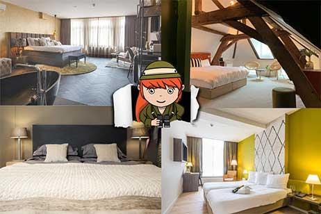 Overzicht: de mooiste boutique hotels in Maastricht