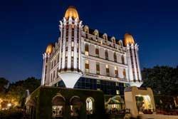 Efteling Hotel - Familiehotel in Kaatsheuvel