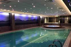 Familiehotel Zuiderduin in Egmond aan Zee - Zwembad