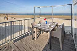 Strandhuisje Nederland - Beach House Roompot Beach Resort