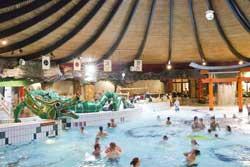Familiehotel de Bonte Wever in Assen - Zwembad
