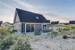 Familieweekend aan zee - Landal Strand Resort Ouddorp Duin - 10-persoonsvilla Grasduin