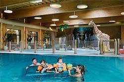 Familieweekend bij Safari Resort Beekse Bergen - Zwembad