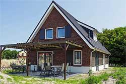 Familieweekend op Texel bij Landal Sluftervallei - 10-persoonsbungalow
