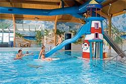 Familieweekend op Texel bij Landal Sluftervallei - Zwembad