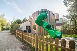 Nieuwe generatie kindercottage - kinderbungalow op center parcs port zelande