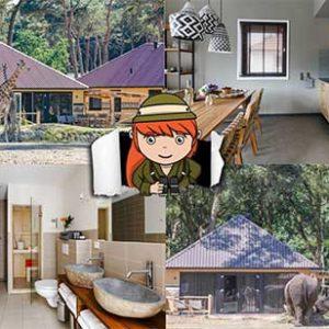 Tip: Savanne Lodges bij Safari Resort Beekse Bergen