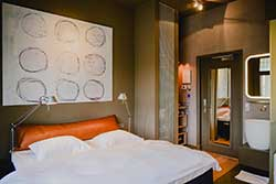 Boutique Hotel Nijmegen - Blue Inspired by Manna - Hotelkamer