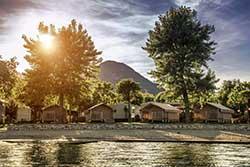 Glamping Lago Maggiore - Village Conca d'Oro - Twinlodges