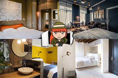 De mooiste boutique hotels in Nijmegen