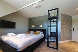 Kamer Lucky Queen in Oostkapelle - B&B aan zee