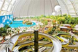 Tropisch Zwemparadijs Tropical Islands - Waterpark Duitsland