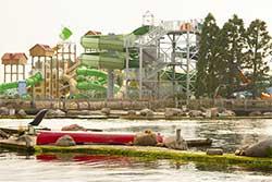 Waterpark Waterpret Dolfinarium Harderwijk