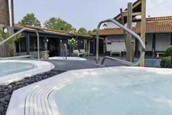 Bubbelbad - Wellnesshotel Spabron Hesselerbrug